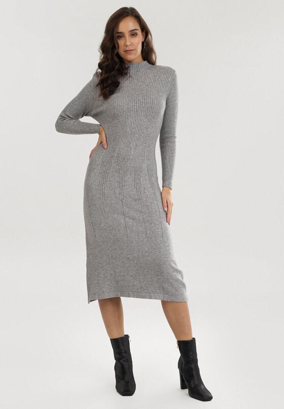Szara Sukienka Laylah