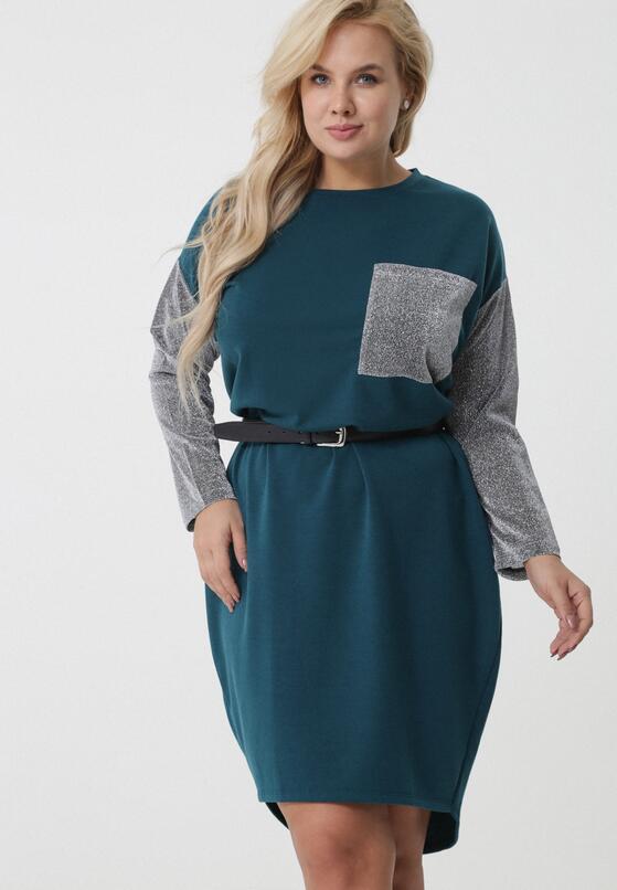Zielona Sukienka Fenella