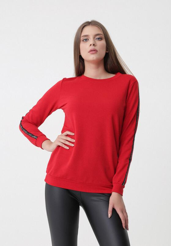 Czerwona Bluza Avens