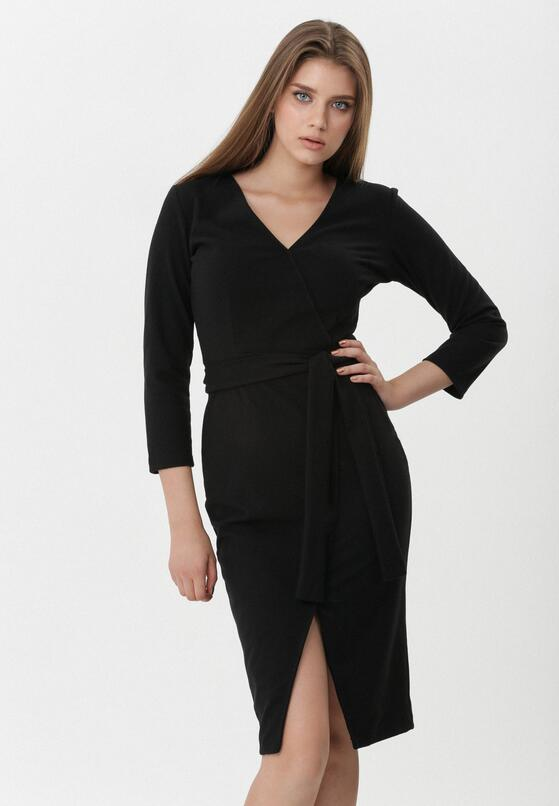 Czarna Sukienka Ripley