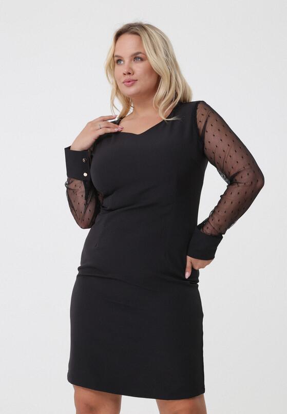 Czarna Sukienka Chantal