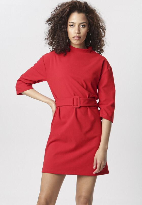 Czerwona Sukienka Pamela