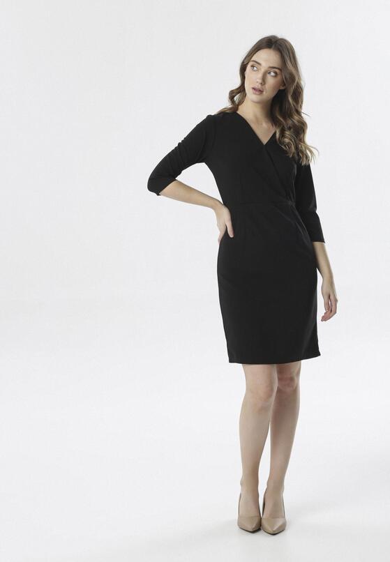 Czarna Sukienka Bluebellie