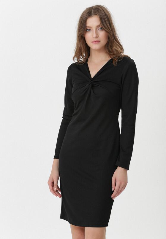 Czarna Sukienka Magali