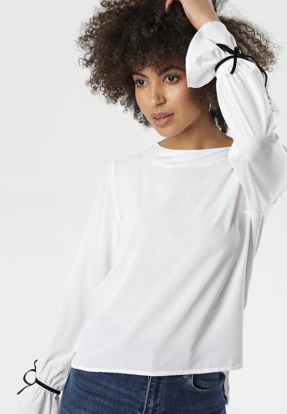 Biała Bluzka Cheryl