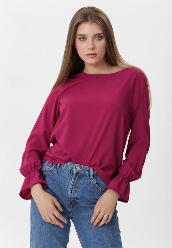 Fioletowa Bluzka Cheryl