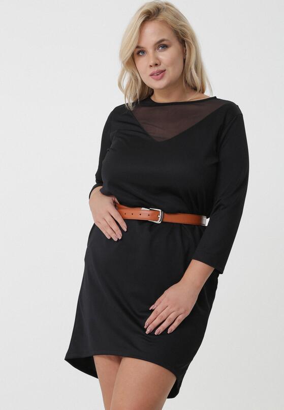 Czarna Sukienka Janice