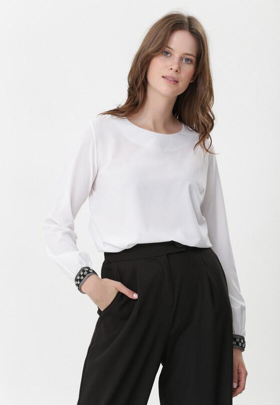 Biała Bluzka Cressida
