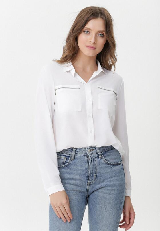 Biała Koszula Darlene