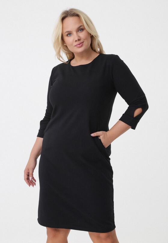 Czarna Sukienka Jessamine