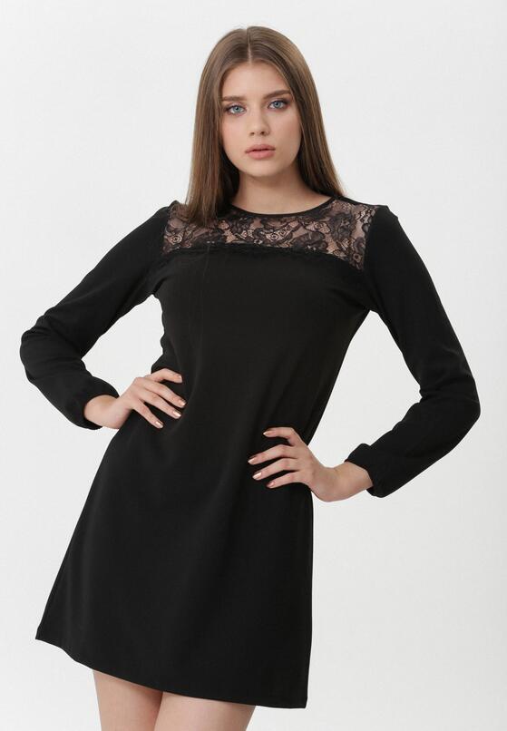 Czarna Sukienka Doreen