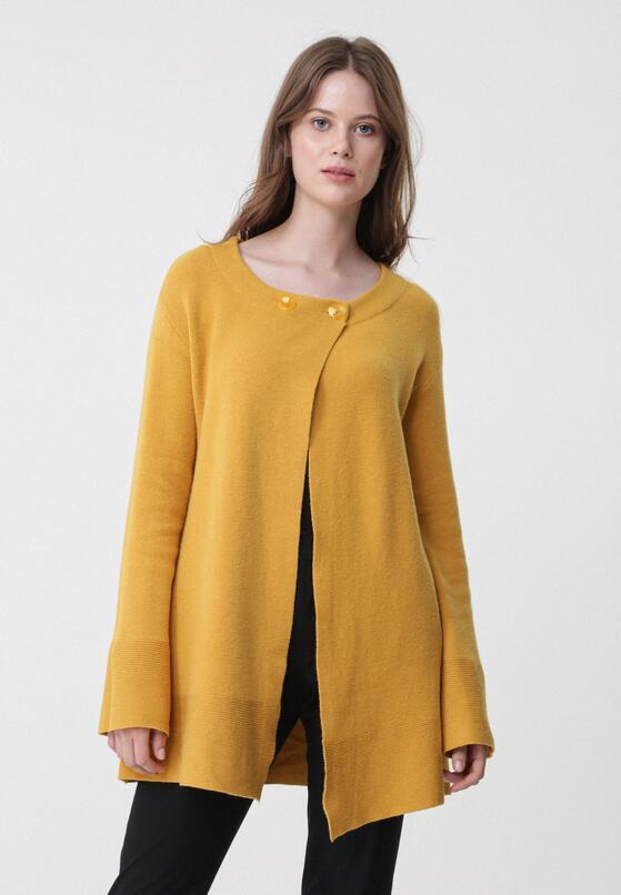 Żółty Kardigan Starrie