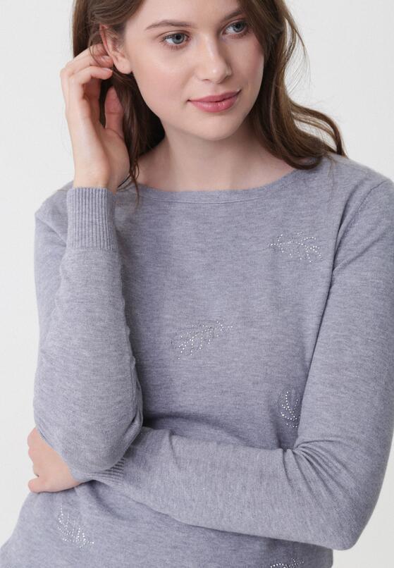 Szary Sweter Tabitha
