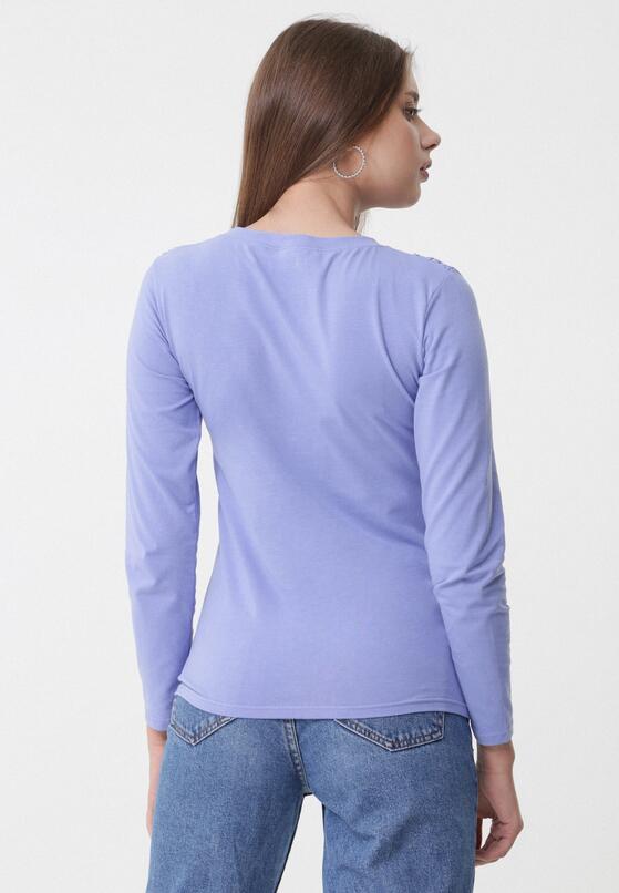 Jasnofioletowa Bluzka Tammy