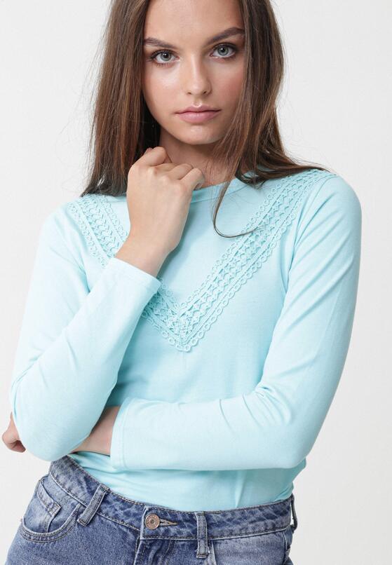Jasnoniebieska Bluzka Tammy
