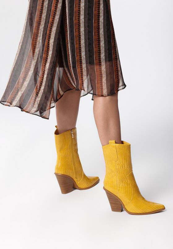 Żółte Kowbojki Genoise