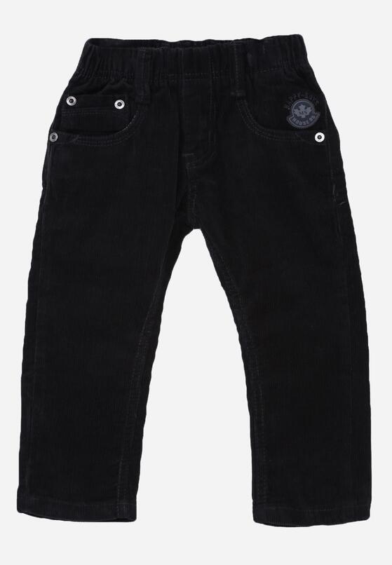 Czarne Spodnie Iowa