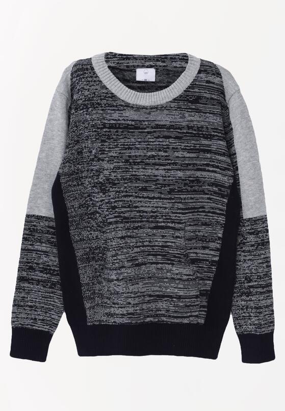 Granatowy Sweter Carrolton