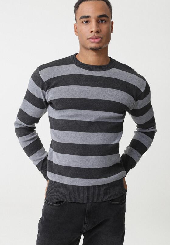 Szary Sweter Perugia