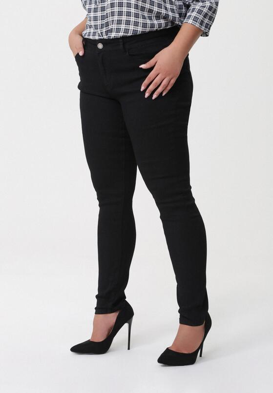 Czarne Spodnie Habiliment