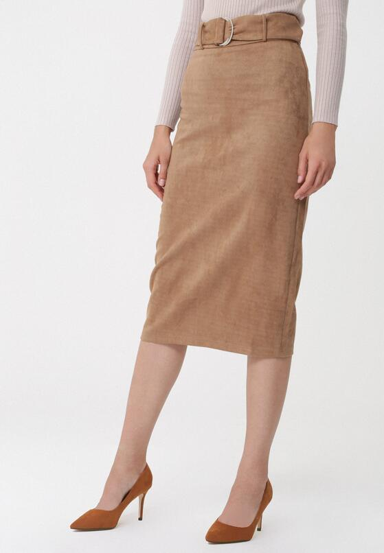 Beżowa Spódnica Hatton