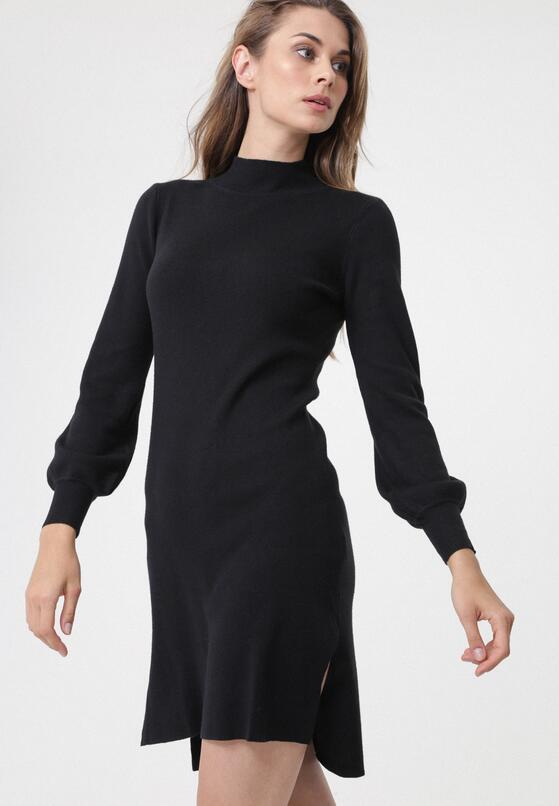 Czarna Sukienka Purley