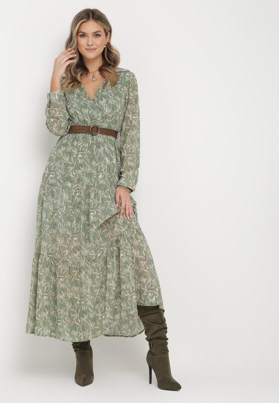 Zielona Sukienka Epicenter