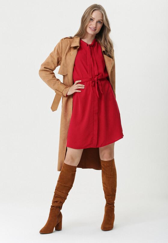 Czerwona Sukienka Gironde