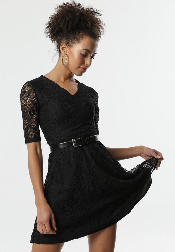 Czarna Sukienka Olinda
