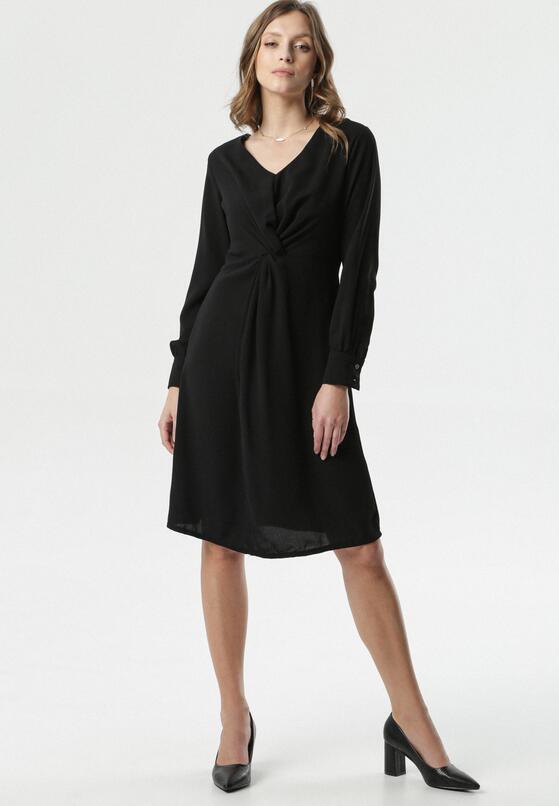 Czarna Sukienka Cariacica