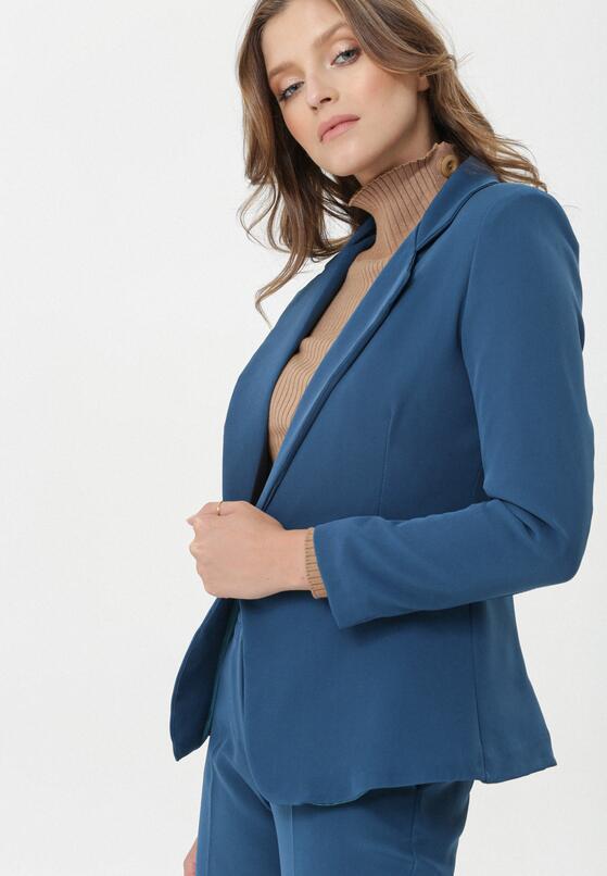 Niebieska Marynarka Goussainville