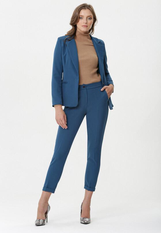 Niebieskie Spodnie Vosges