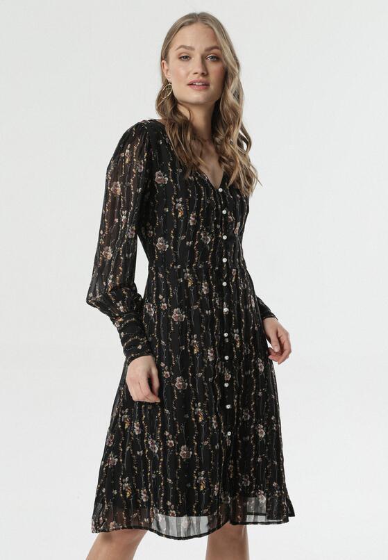 Czarna Sukienka Blagnac