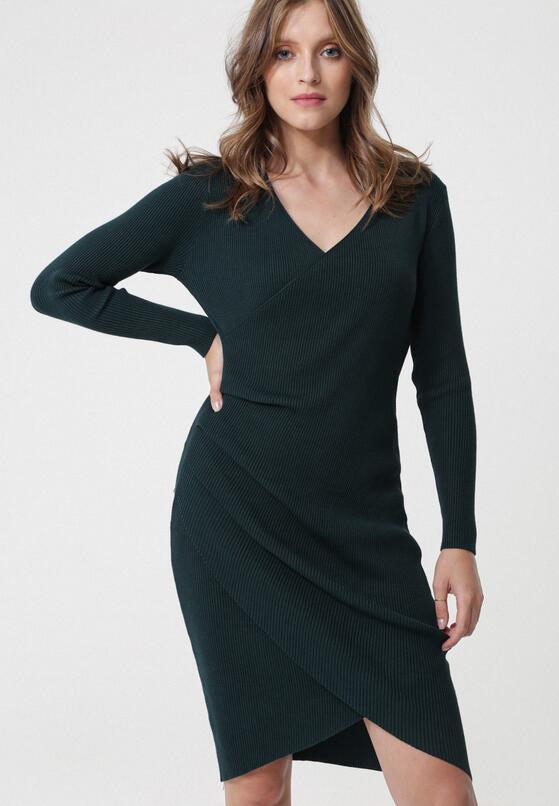 Zielona Sukienka Atibaia