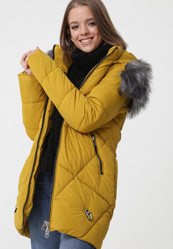 Żółta Kurtka Ashton