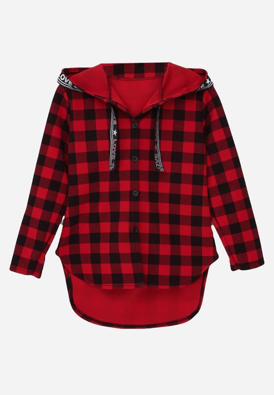 Czarno-Czerwona Koszula Herdings