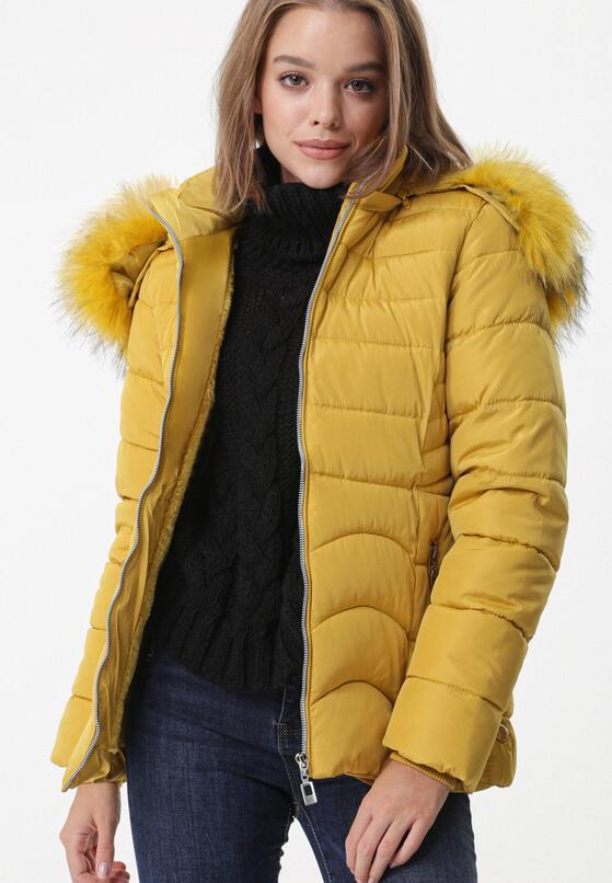 Żółta Kurtka Marquette