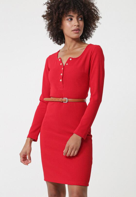 Czerwona Sukienka Eaglemont