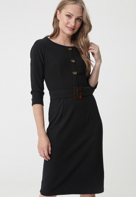 Czarna Sukienka Dalmore