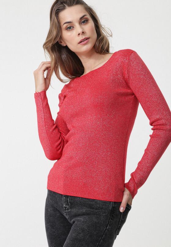 Czerwony Sweter Wheelers