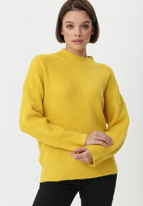 Żółty Sweter Dromana