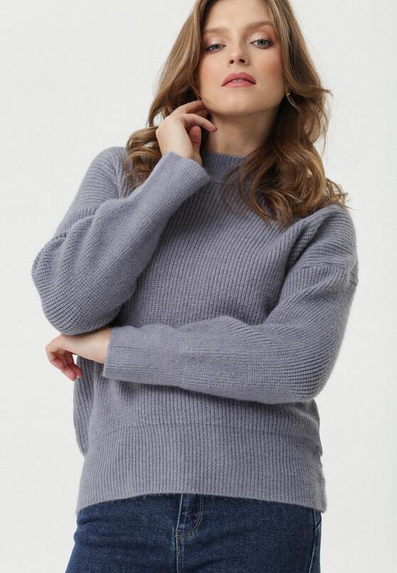 Szary Sweter Dromana
