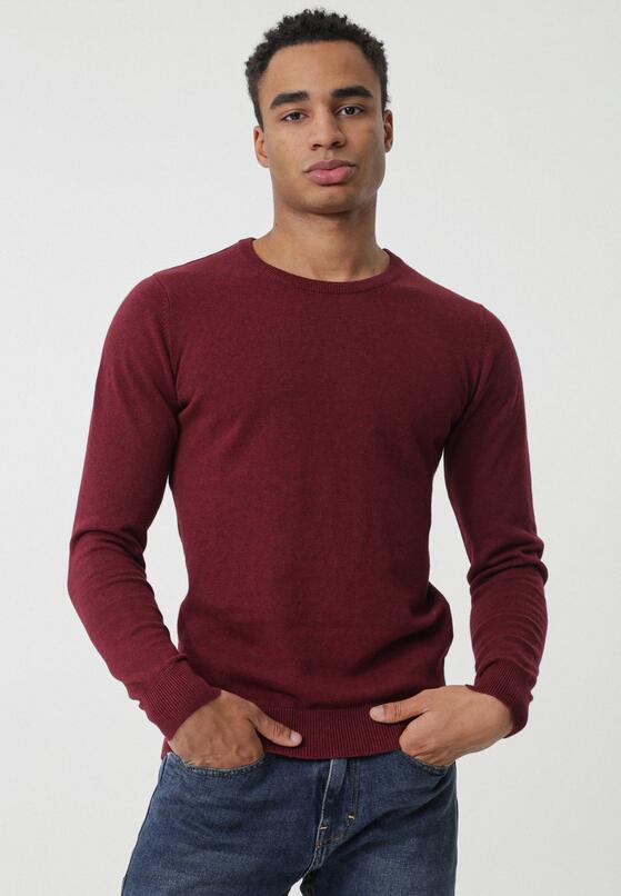 Bordowy Sweter Carole