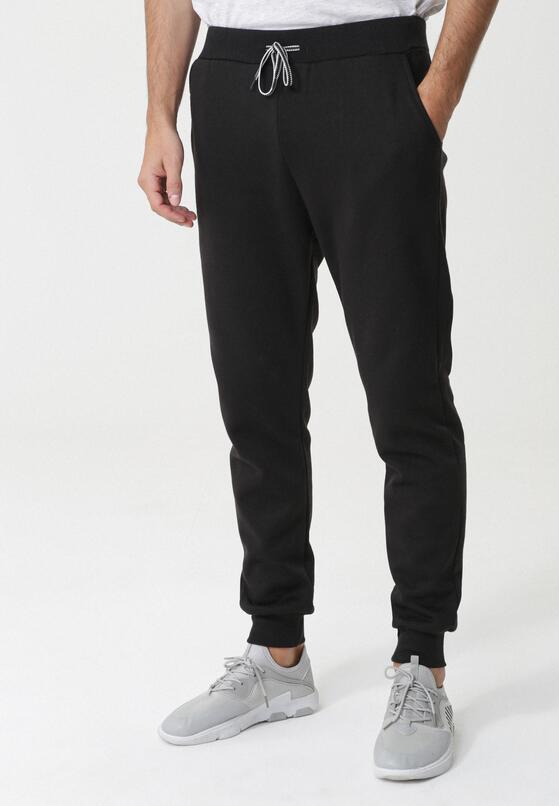 Czarne Spodnie Dresowe Balnarring