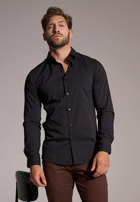 Czarna Koszula Eagleby