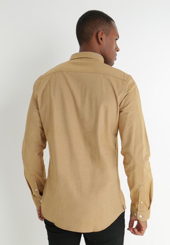 Ciemnobeżowa Koszula Keperra