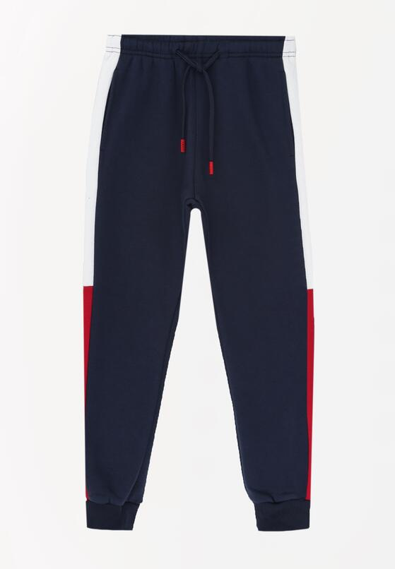 Granatowe Spodnie Archerfield