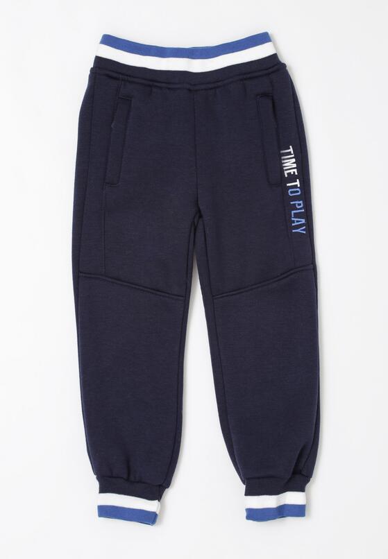 Ciemnoniebieskie Spodnie Eglinton
