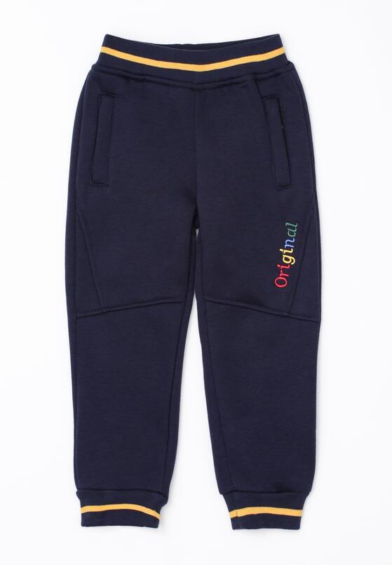 Ciemnoniebieskie Spodnie Bickley