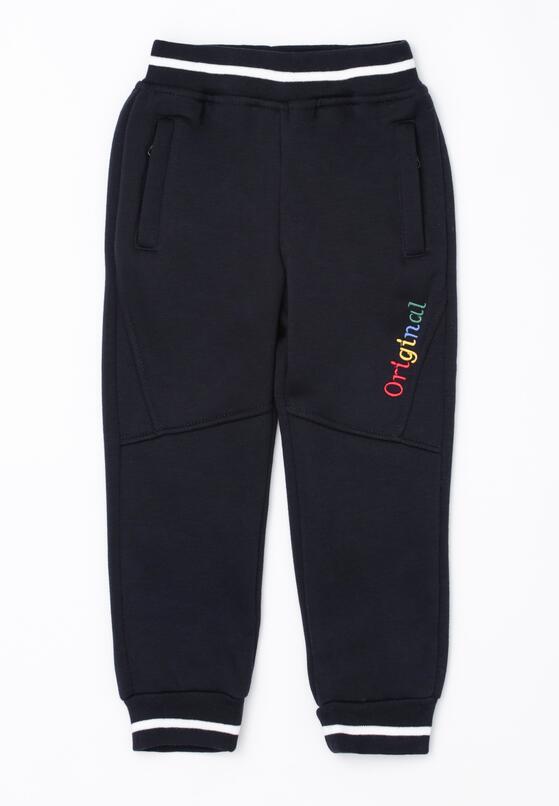 Granatowe Spodnie Bickley